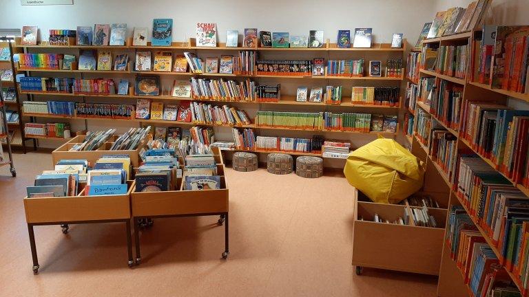 Bild Bücherei