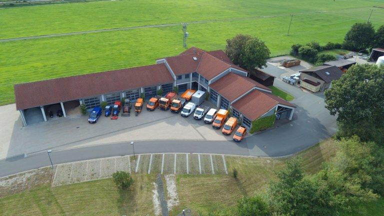 Drohnenbilder Bauhof